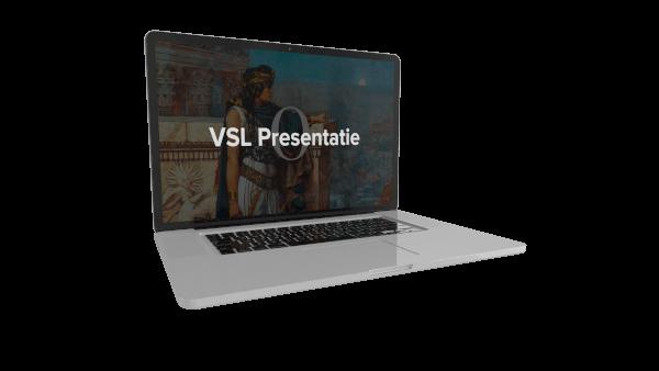 VSL-presentatie