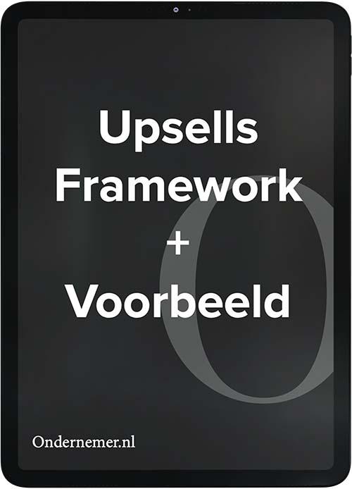 upsells-framework